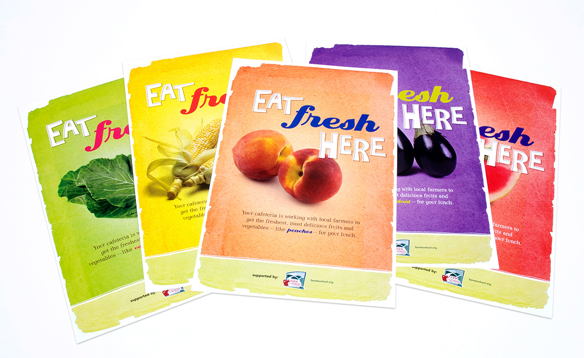 Farm to School posters