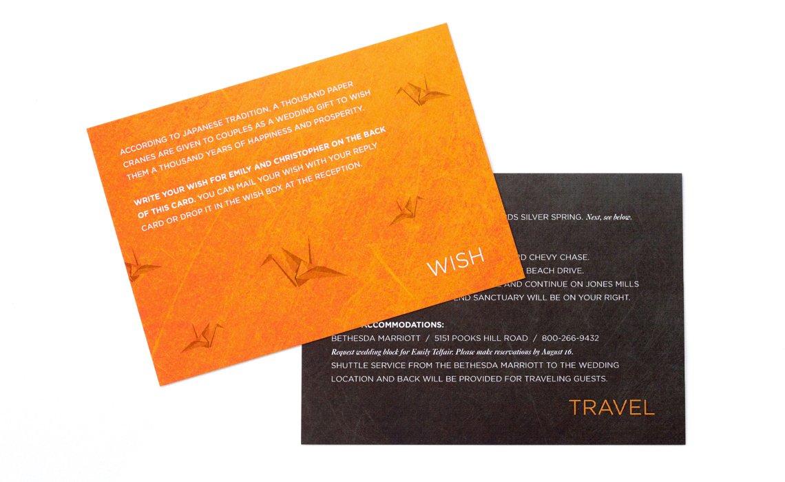 wish and travel cards