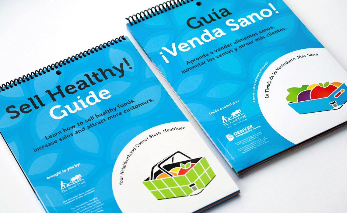 Sell Healthy Guides