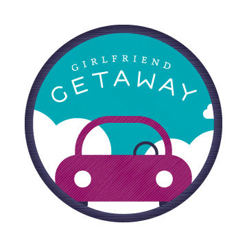 Girlfriend Getaway badge
