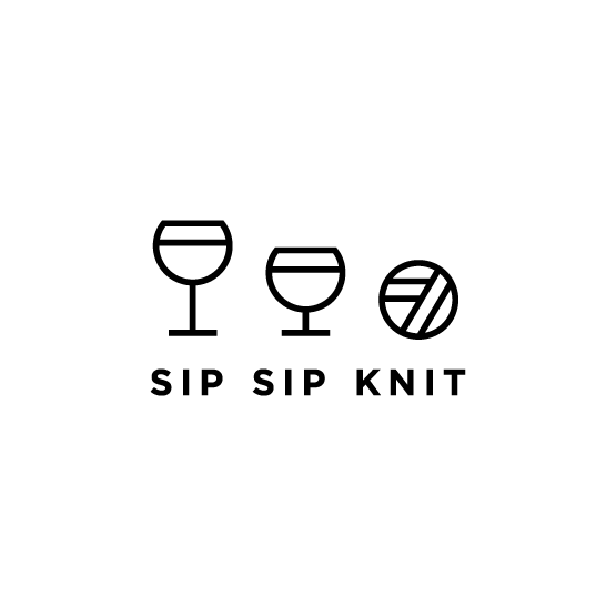 Sip Sip Knit